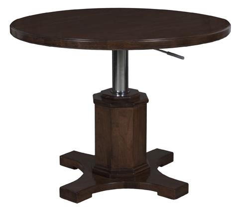 Lorts - Hi/Lo Cocktail Table - 8623