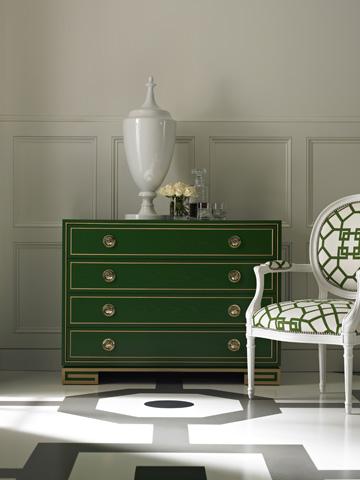 Lillian August Fine Furniture - Beckmore Host Chair - LL1102C