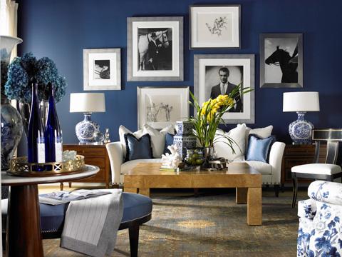 Lillian August Fine Furniture - Townhouse Center Table - LA94329-01