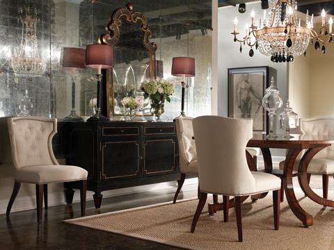 Lillian August Fine Furniture - Foster Three Door Server - LA82051-01
