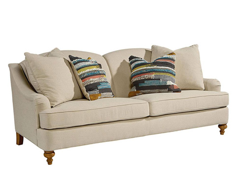 Image of Adore Sofa in Linen