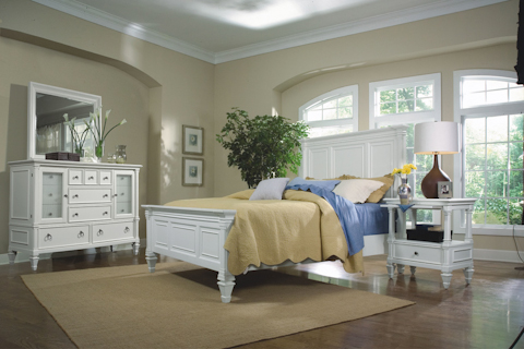 Magnussen Home - Ashby Park Bedroom Set - 71960 SET