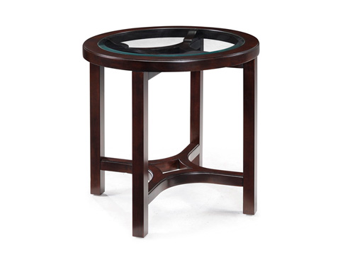 Magnussen Home - Round End Table - T1020-05