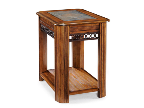 Magnussen Home - Sliding Top Chairside Table - T1125-10