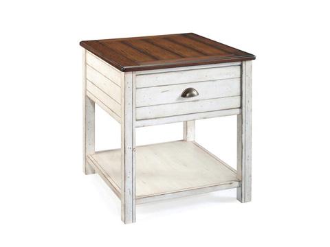Magnussen Home - Rectangular End Table - T1556-03