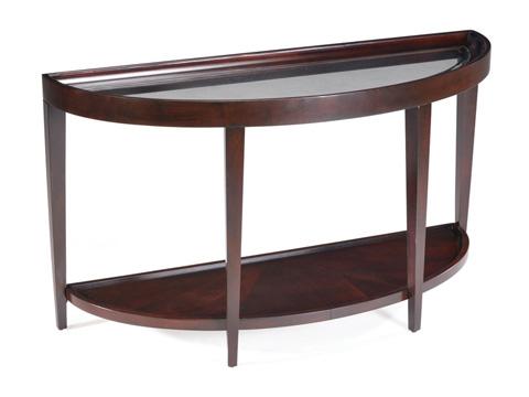 Magnussen Home - Demilune Sofa Table - T1632-75