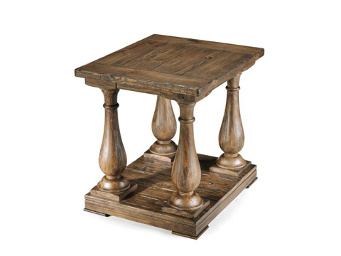 Magnussen Home - Rectangular End Table - T1695-03