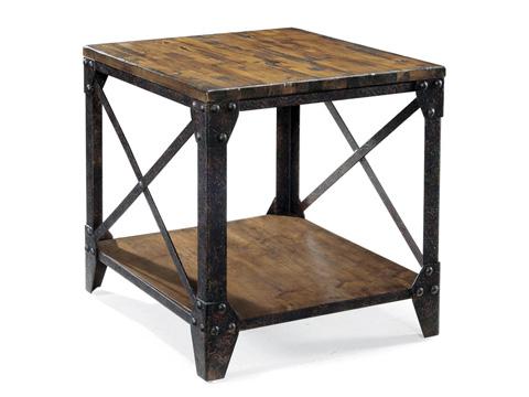 Magnussen Home - Rectangular End Table - T1755-03