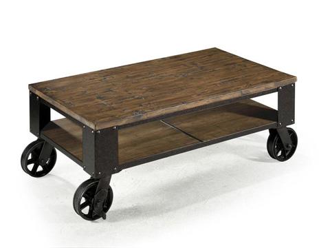 Magnussen Home - Rectangular Starter Cocktail Table - T1755-44