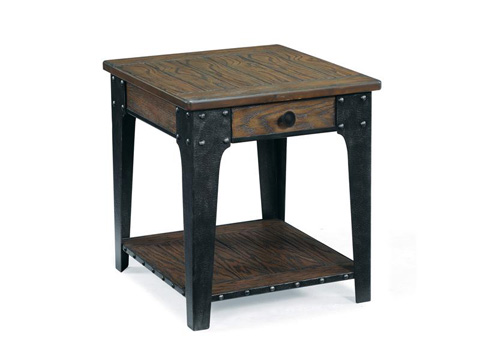 Magnussen Home - Rectangular End Table - T1806-03
