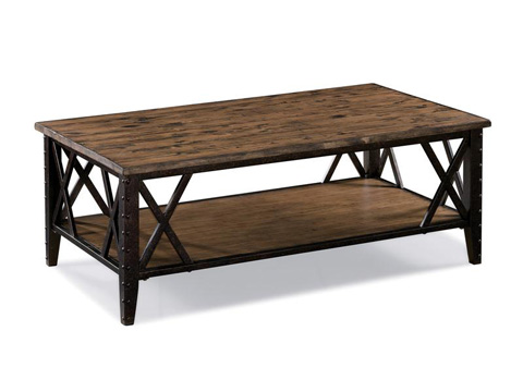 Magnussen Home - Rectangular Cocktail Table - T1908-43