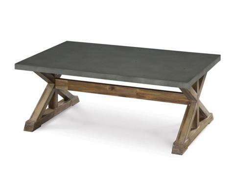 Magnussen Home - Rectangular Cocktail Table - T2058-43