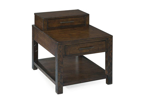 Magnussen Home - Rectangular End Table - T2357-03