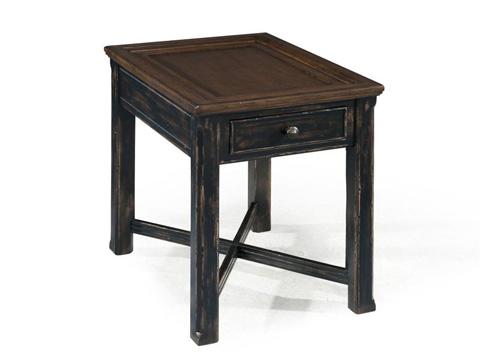 Magnussen Home - Rectangular End Table - T2365-03