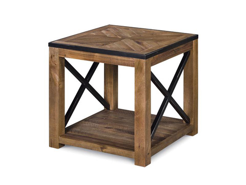 Magnussen Home - Rectangular End Table - T2386-03