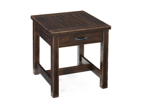 Magnussen Home - Rectangular End Table - T2398-03