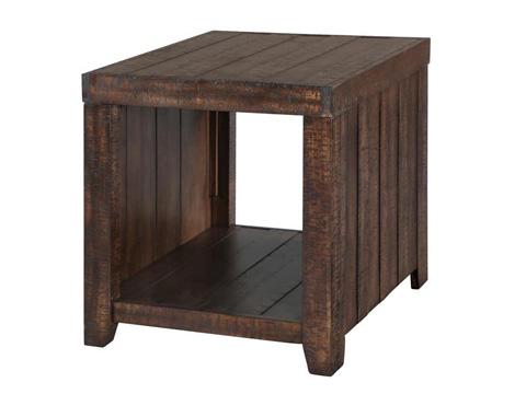 Magnussen Home - Rectangular End Table - T2528-03
