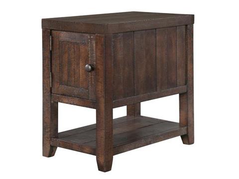 Magnussen Home - Rectangular Chairside Table - T2528-10