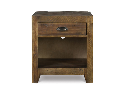 Magnussen Home - Open Nightstand - Y2377-05