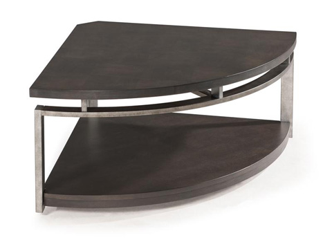 Magnussen Home - Pie-shaped Cocktail Table - T2535-65