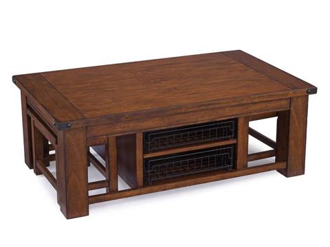 Magnussen Home - Rectangular Cocktail Table - T3050-43