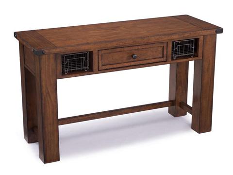 Magnussen Home - Rectangular Sofa Table - T3050-73