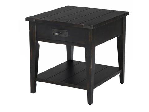 Magnussen Home - Rectangular End Table - T3165-03