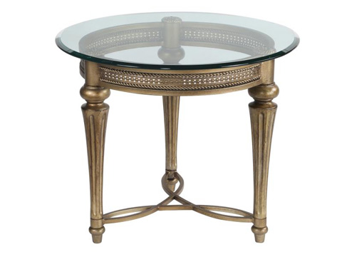 Magnussen Home - Round End Table - 37504