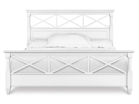Image of Queen Panel Bed