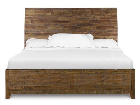 Magnussen Home - Queen Island Bed - B2375-50