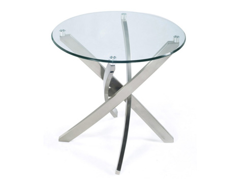 Magnussen Home - Round End Table - T2050-05