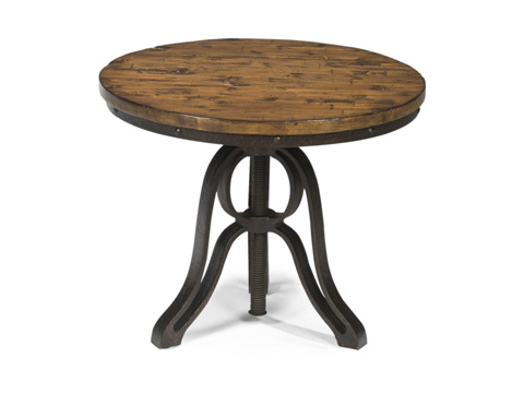 Magnussen Home - Round End Table - T2299-05