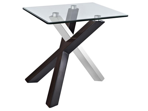 Magnussen Home - Rectangular End Table - T2775-03