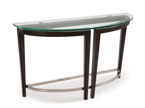 Magnussen Home - Demilune Sofa Table - T3110-75