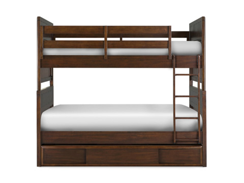 Image of Bunk Bed - Twin over Twin