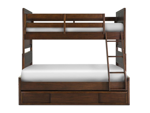 Image of Bunk Bed - Twin over Full