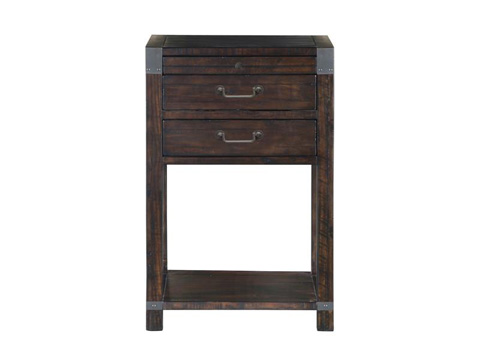 Image of Open Nightstand