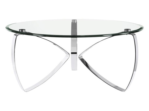 Magnussen Home - Round Cocktail Table - T3507-45
