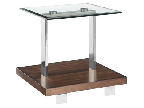 Magnussen Home - Rectangular End Table - T3509-03