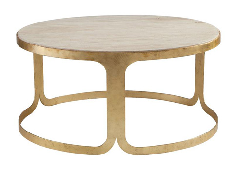 Image of Round Coffee Table