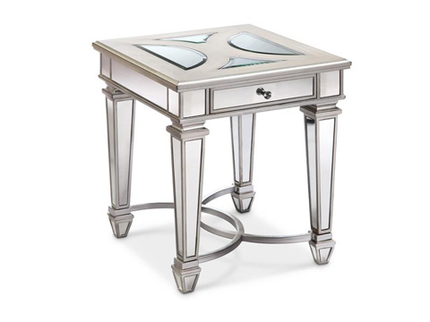 Magnussen Home - Rectangular End Table - T3523-03
