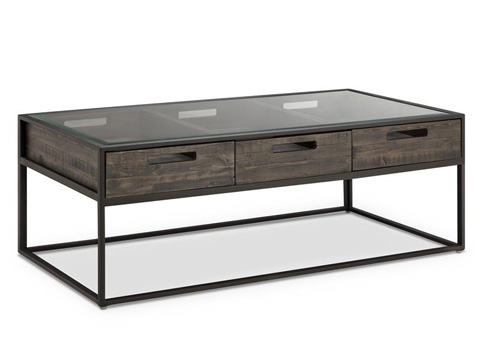 Magnussen Home - Rectangular Cocktail Table - T4034-43