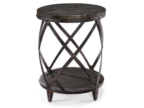 Magnussen Home - Round Accent Table - T4044-35