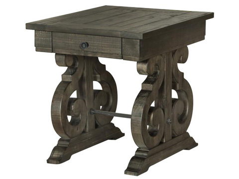 Image of Bellamy Rectangular End Table