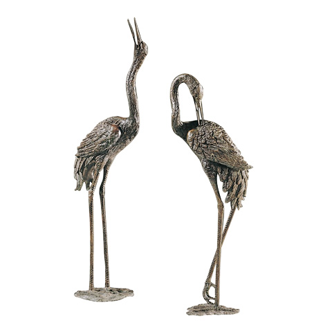 Maitland-Smith - Pair of Large Cranes - 1053-687