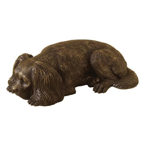Maitland-Smith - Cast Brass Dog - 1054-996