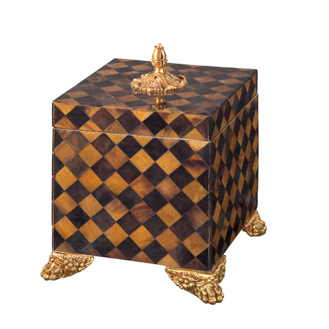 Maitland-Smith - Square Penshell Box - 1100-119