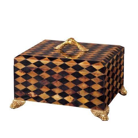 Maitland-Smith - Rectangular Penshell Box - 1100-120