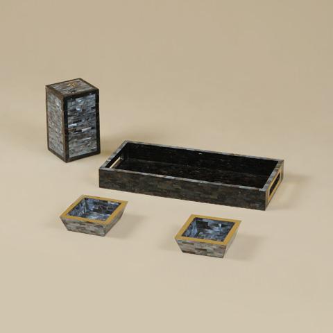 Maitland-Smith - Four Piece Butler Set - 1200-337