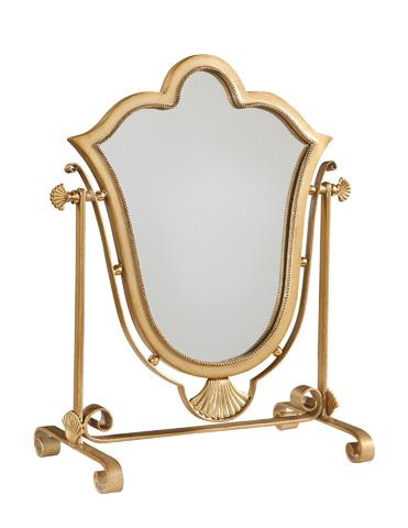Maitland-Smith - Vanity Mirror with Brass Accents - 1251-141